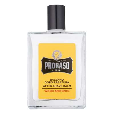 PRORASO balsam do brody WOOD & SPICES 100ml (1)