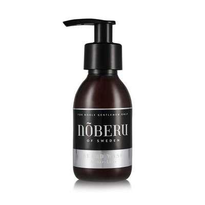 Nõberu of Sweden Beard Wash Sandalwood - szampon do brody 125ml (1)