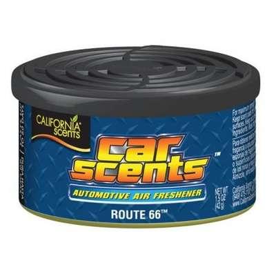 California Scents puszka zapachowa do auta Route66 - męski zapach perfum