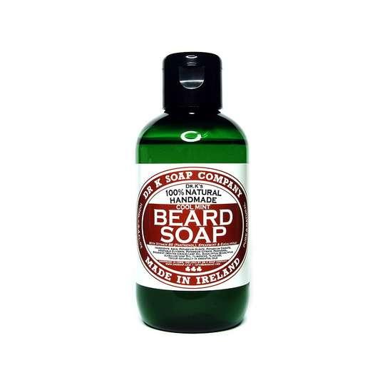 Dr K Soap męski szampon do pielęgnacji brody limonka 100ml (1)