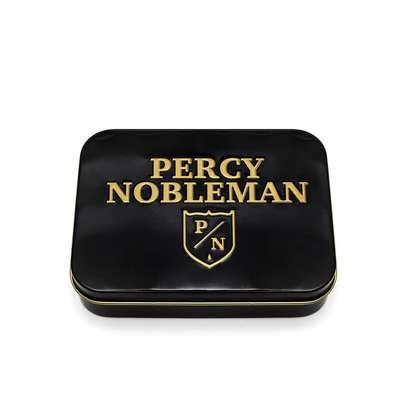 Percy Nobleman Travel Tin zestaw brodacza
