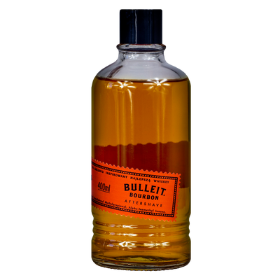 Pan Drwal Bulleit Bourbon Aftershave - woda po goleniu 400ml