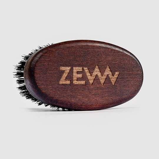 ZEW Bukowy kartacz szczotka do brody naturalne włosie dzika BESTSELLER (1)