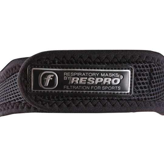 RESPRO Ultralight Green - miejska maska antysmogowa PM2.5 PM10 (1)