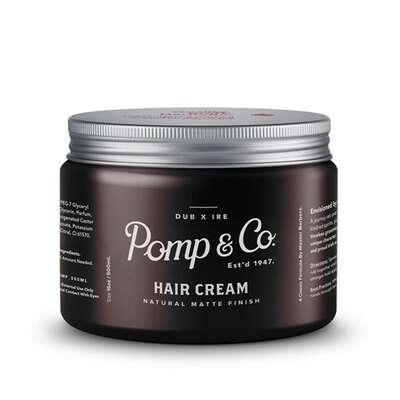 POMP & CO Hair Cream - matująca pasta do włosów 455g