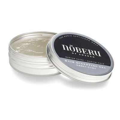Nõberu of Sweden Fusion Clay-Gel - Klasyczna pasta do włosów 100ml (1)