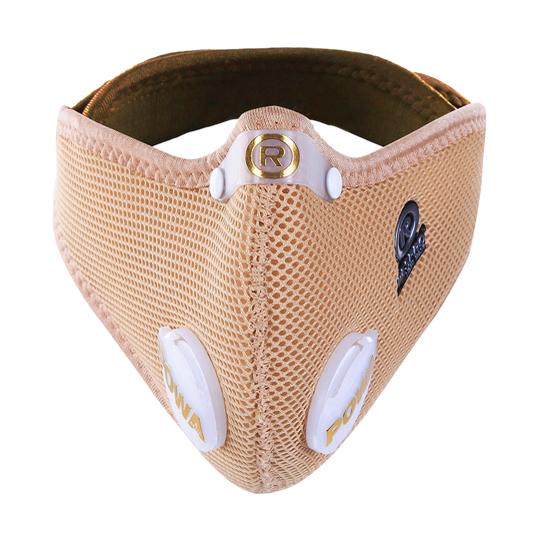 RESPRO Ultralight Black - miejska maska antysmogowa PM2.5 PM10 (1)