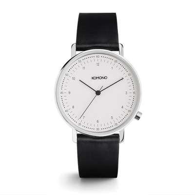 KOMONO Walther Lewis Blue - Designerski męski zegarek klasyczny (1)