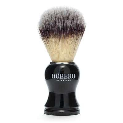 Nõberu of Sweden Beard Brush - Szczotka do brody z bambusa i naturalnej szczeciny (1)