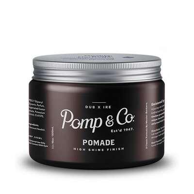 POMP & CO Pomade nabłyszczająca pomada do włosów 455g