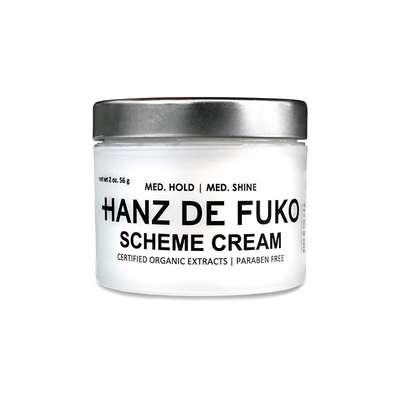 HANZ DE FUKO Gravity Paste Pasta do włosów mocny chwyt/średni połysk 60ml (1)