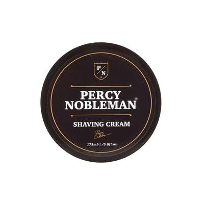 Percy Nobleman Shaving Cream - klasyczny krem do golenia 175ml