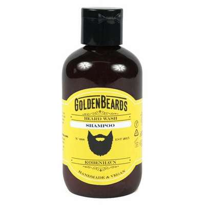 Golden Beards Organic Beard Oil Big Sur - olejek do brody 30ml (1)