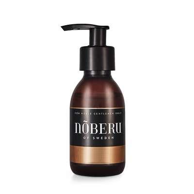 Nõberu of Sweden Beard Wash Amber-Lime - szampon do brody 125ml (1)