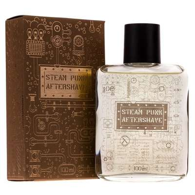 Pan Drwal Steam Punk Aftershave - woda po goleniu 100ml