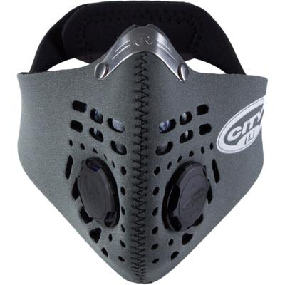 RESPRO City Black - miejska maska antysmogowa PM2.5 PM10 (1)