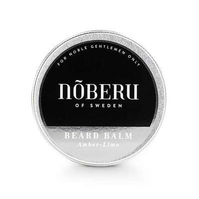 Nõberu of Sweden Beard Balm Sandalwood - balsam do brody 60ml (1)
