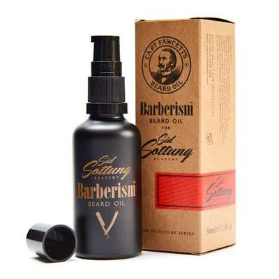 Captain Fawcett edycja Barberism Olejek do brody 10ml (1)