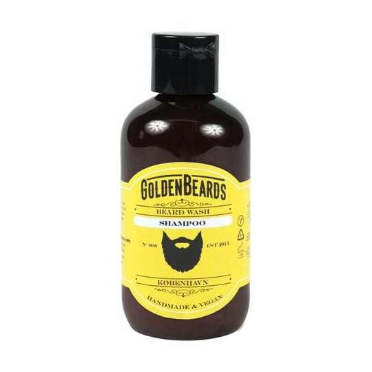 Golden Beards Organic Beard Oil Big Sur - olejek do brody 30ml (1)