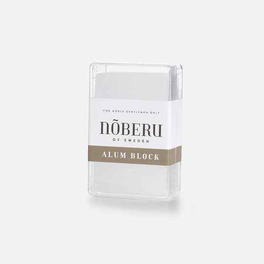 Nõberu of Sweden Shaving Cream Amber-Lime - Krem do golenia 100ml (1)