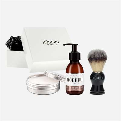 Nõberu of Sweden Winter Shave Giftbox Amber-Lime - zestaw do golenia (1)