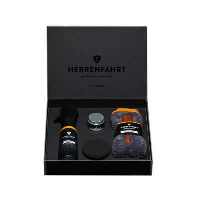 HERRENFAHRT Trial Box – zestaw testowy, wosk + akcesoria