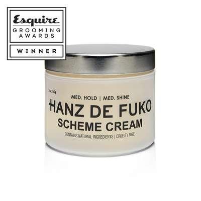 HANZ DE FUKO Scheme Cream Pomada do włosów średni chwyt/średni połysk 60ml