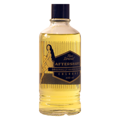 Pan Drwal Cologne Aftershave woda po goleniu 400ml