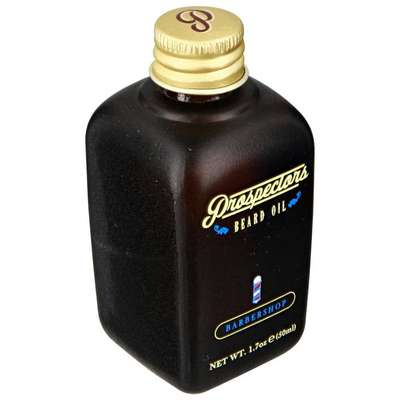 Prospectors Bay Rum Beard Oil - olejek do brody 50ml (1)
