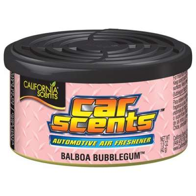 California Scents puszka zapachowa do auta Route66 - męski zapach perfum (1)