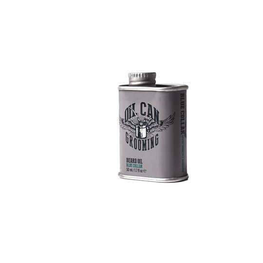 Oil Can Grooming Iron Horse olejek do brody 50ml (1)