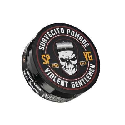 Suavecito Oil-Based Pomade woskowa pomada do włosów średni chwyt/połysk 85g (1)