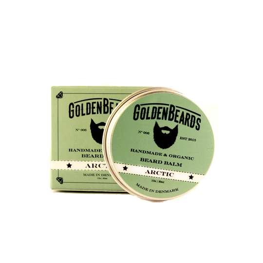 Golden Beards Organic Balm Surtic - balsam do brody 60ml (1)