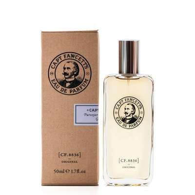 CAPTAIN FAWCETT BOOZE AND BACCY Eau de perfum by Ricki Hall 50ml (1)