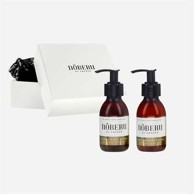 Nõberu of Sweden Winter Shave Giftbox Sandalwood - zestaw do golenia (1)