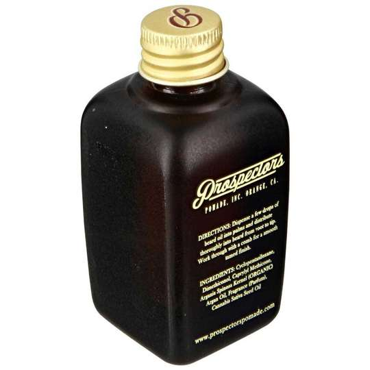 Prospectors Verbena Lime Beard Oil - olejek do brody 50ml (1)