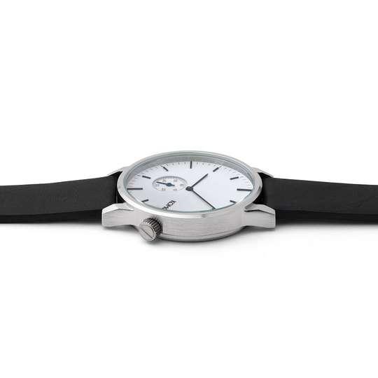 KOMONO Lewis Black - Designerski męski zegarek klasyczny (1)