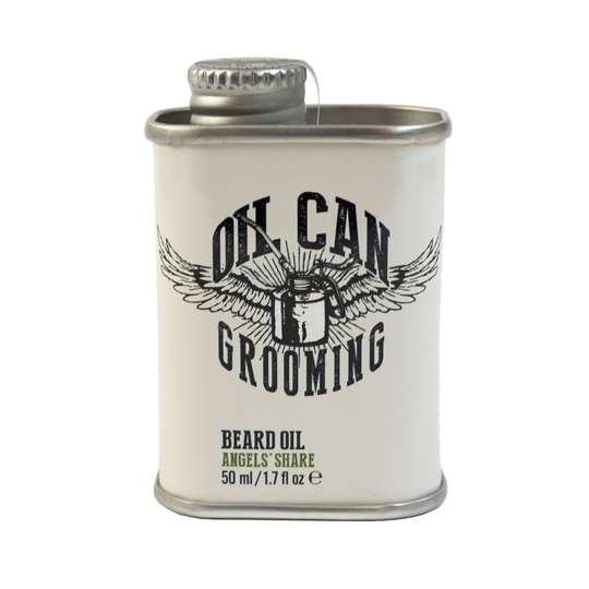 Oil Can Grooming Angels' Share olejek do brody 50ml