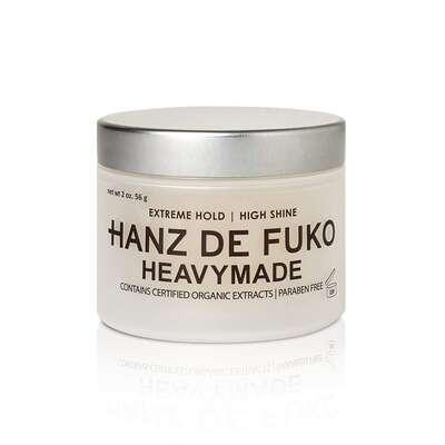 HANZ DE FUKO Claymation Glinka do włosów bardzo mocny chwyt/matowe wykończenie 60ml (1)