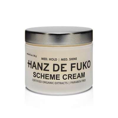 HANZ DE FUKO Scheme Cream Pomada do włosów średni chwyt/niski połysk 60ml