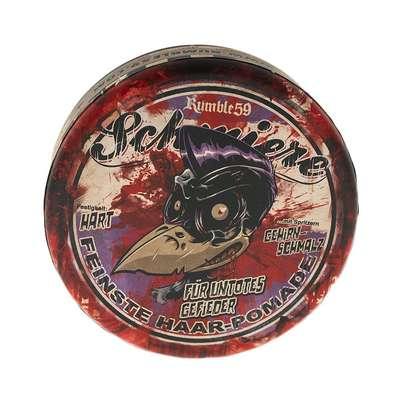 Schmiere Knuppelhart Rock Hard Wodna ultra mocna pomada do włosów 250ml (1)