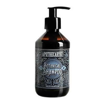 Apothecary87 Botanical Shampoo - szampon do włosów 300 ml