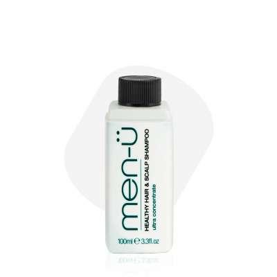 men-u Przeciwłupieżowy normalizujący szampon do włosów 100ml (uzupełnienie)