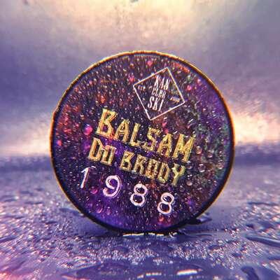 Kanclerski Balsam do brody 1988 50 ml