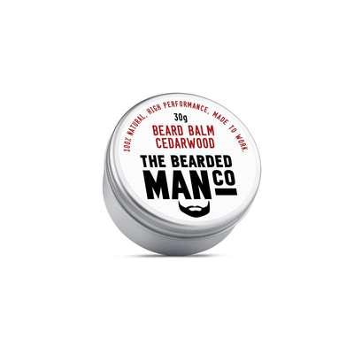 Bearded Man Co - Balsam do brody Sycylijska Cytryna - Sicilian Lemon 30g (1)