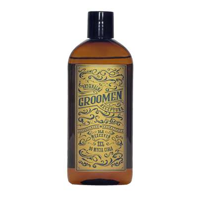 Pan Drwal Żel pod prysznic Steam Punk 400ml (1)