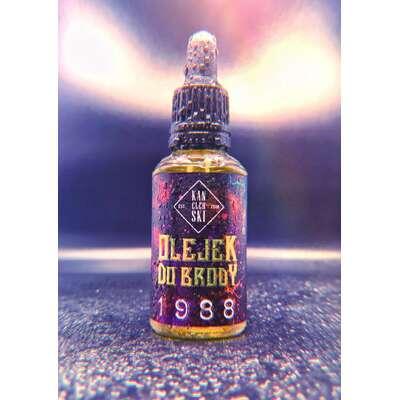 Kanclerski Olejek do brody 1988 30 ml
