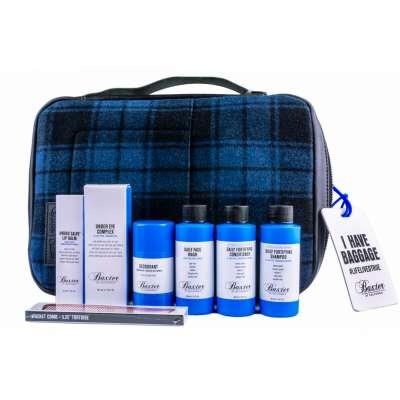 Baxter of California X Grayers Tech Travel Kit - podróżne limitowane etui z kosmetykami