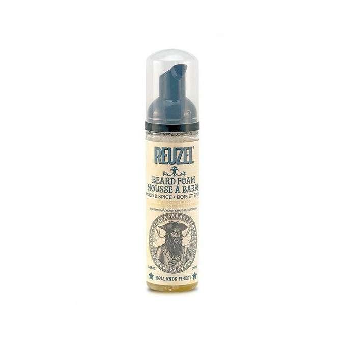 Reuzel Beard Foam odżywka do brody w piance 70ml (1)
