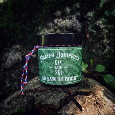 Kanclerski Frater Juniperus - balsam do brody 60ml